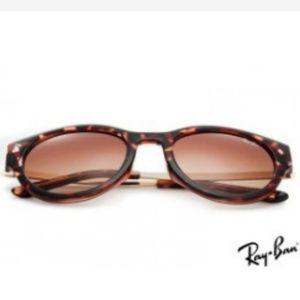 Ray Ban RB6303 Cats 1000 Tortoise Sunglasses